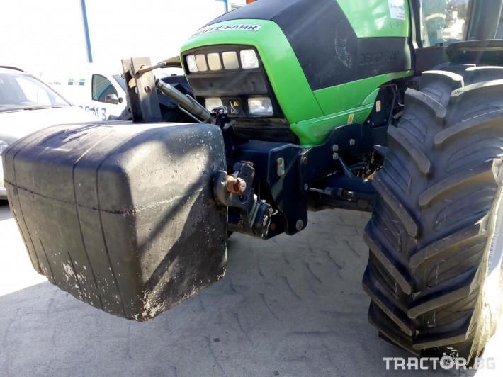 Трактори Deutz-Fahr AGROTRON M 620 2 - Трактор БГ